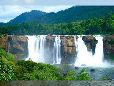 Athirappily waterfalls