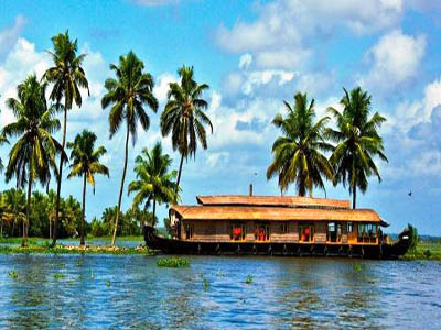 5 days kerala houseboat