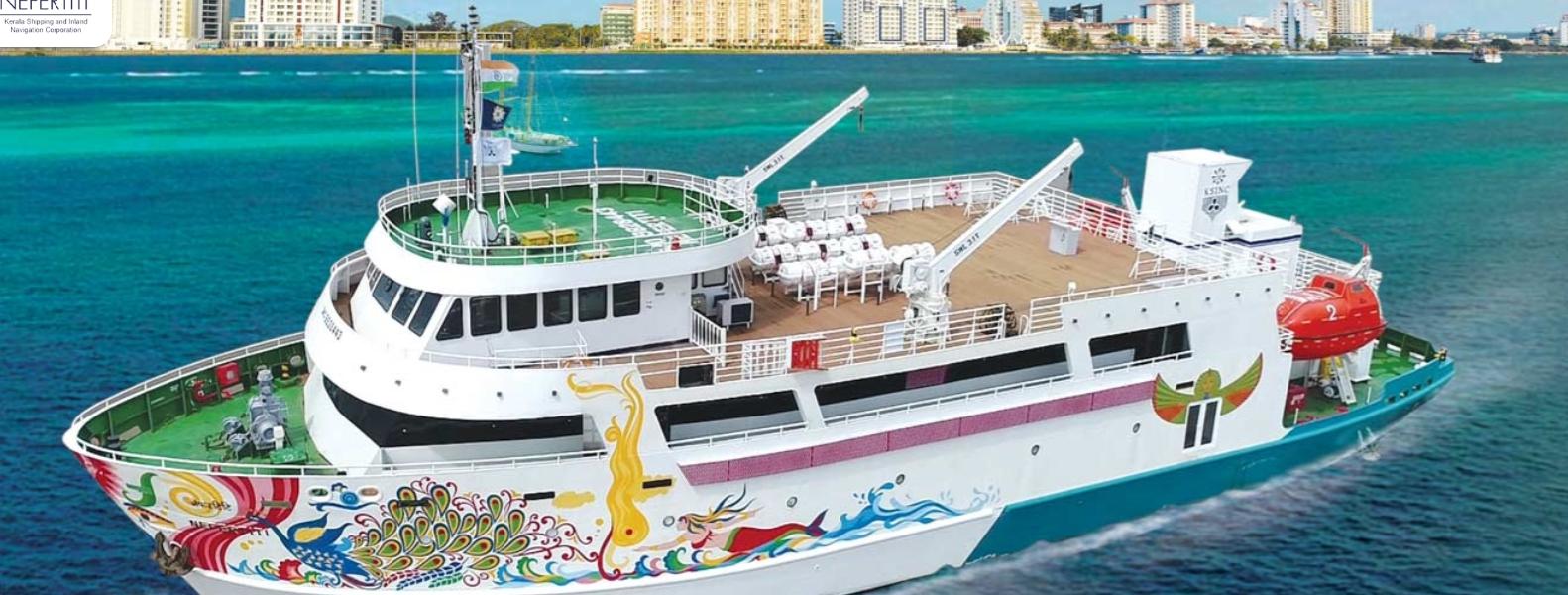 nefertiti cruise cochin